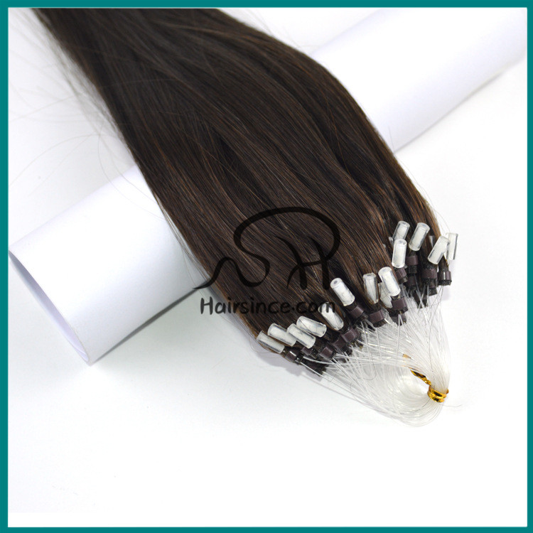 Wholesale remy hair micro ring hair extension