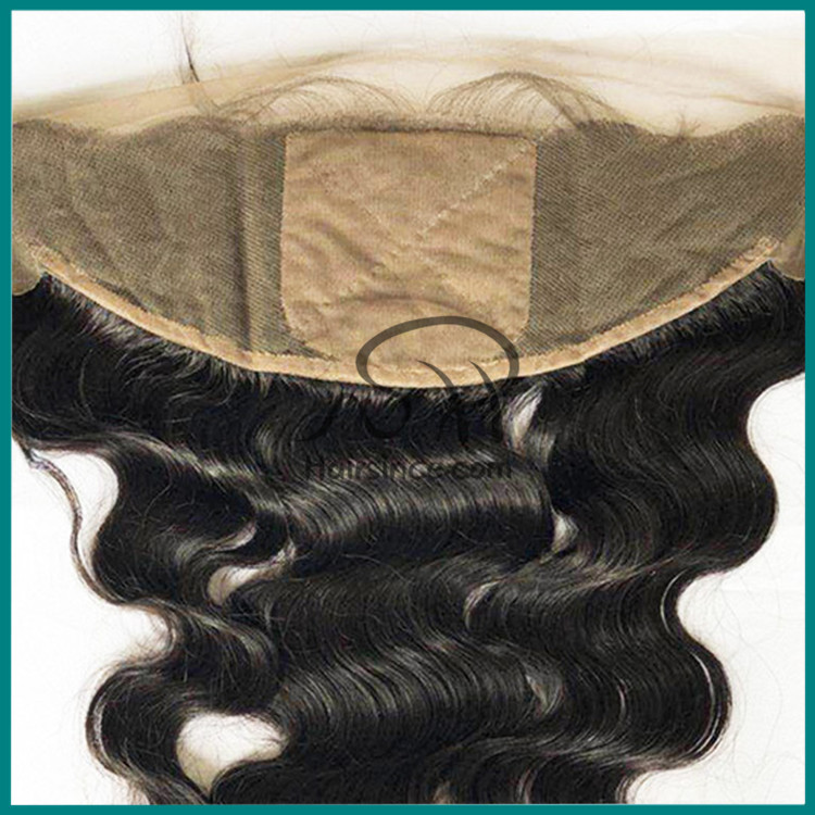 6A Grade Brazilian hair lace frontal silk closure frontal